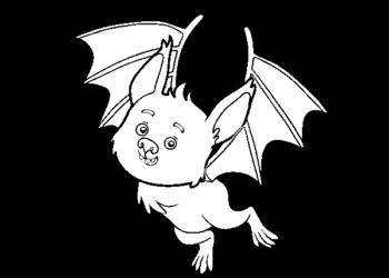 murcielagos para dibujar 5
